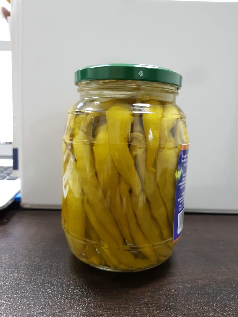 Chili pepper Pickles